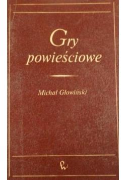 Gry powieściowe