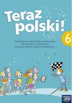 J.Polski SP 6 Teraz polski! Podr. NE