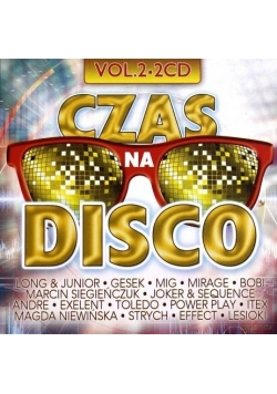 Czas na disco polo vol. 2 (2CD)