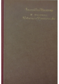Pokusa o zmierzchu, 1924r.