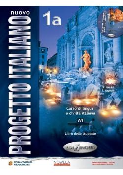 Progetto Italiano Nuovo 1A podręcznik + CD