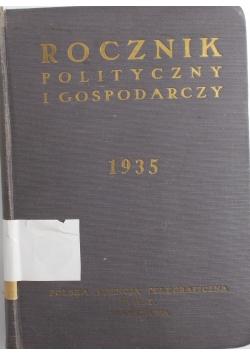 Rocznik polityczny i gospodarczy, 1935 r.