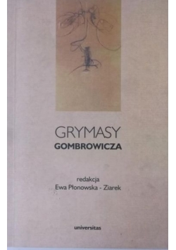 Grymasy Gombrowicza
