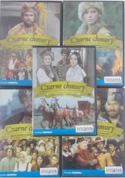 Czarne chmury, odc. 1-10 DVD