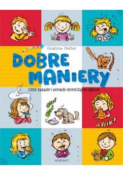Dobre maniery, czyli savoir-vivre dla dzieci. TW