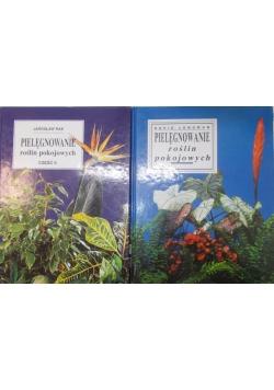Pielęgnowanie roślin pokojowych tom I i II