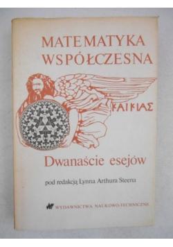 Matematyka Współczesna: Dwanaście esejów