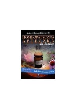 Homeopatyczna apteczka dla każdego.