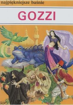 Najpiękniejsze baśnie Gozzi