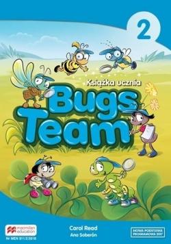 Bugs Team 2 Książka ucznia MACMILLAN