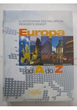 Europa od A do Z. Ilustrowana encyklopedia, Nowa