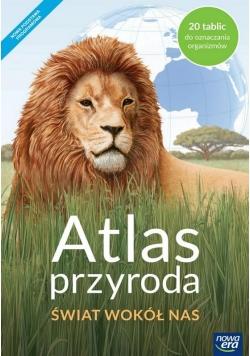Atlas Przyroda SP 4 Świat Wokół Nas NE