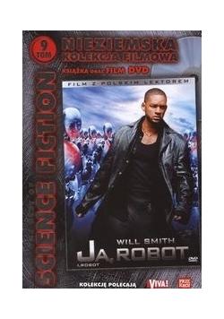 Nieziemska kolekcja filmowa 9 Ja robot + CD
