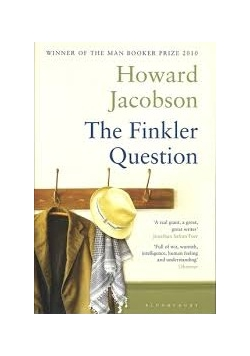 The Finkler Question Howard Jacobson