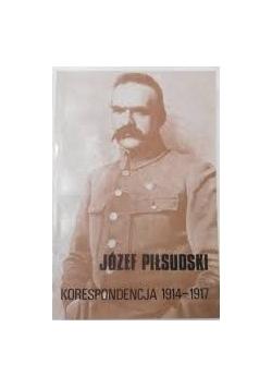 Korespondencja 1914-17