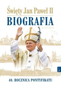 Św. Jan Paweł II. Biografia