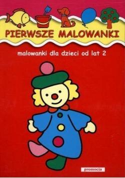 Malowanki - Pierwsze malowanki w.2011