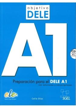 Objetivo Dele A1 Podręcznik + CD mp3