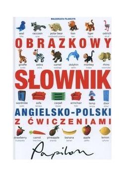 Obrazkowy słownik angielsko-polski z ćwiczeniami