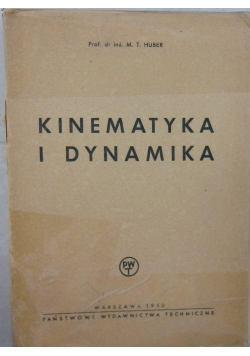 Kinematyka i dynamika