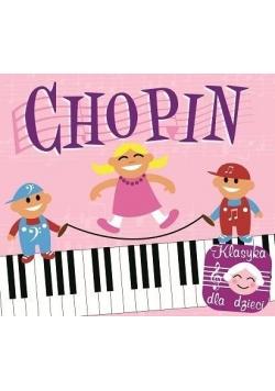 Klasyka dla dzieci - Chopin CD SOLITON