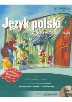 J.Polski SP 4 Odkrywamy.. K. Kult-lit Podr. OPERON