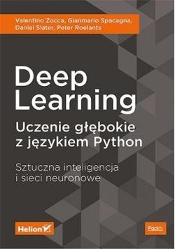 Deep Learning. Uczenie głębokie z językiem Python