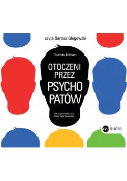 Otoczeni przez psychopatów audiobook