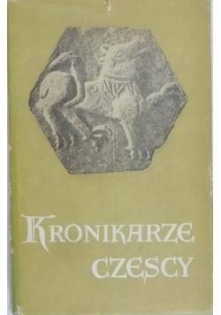 Kronikarze czescy