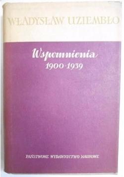 Wspomnienia 1900-1939