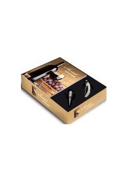Świat wina - box prezentowy, nowa