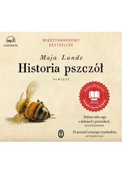 Historia pszczół. Audiobook