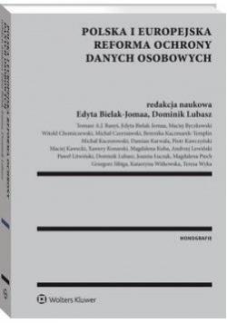 Polska i europejska reforma ochrony danych os.