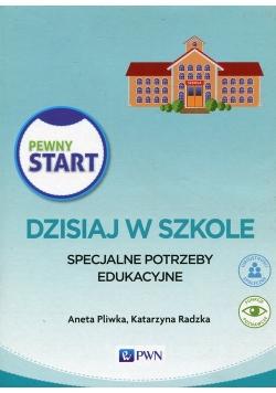 Pewny Start Dzisiaj w szkole Specjalne potrzeby edukacyjne Pakiet
