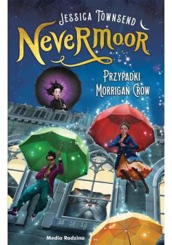 Nevermoor T.1 Przypadki Morrigan Crow