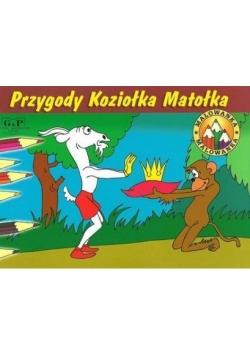 Malowanka - Przygody Koziołka Matołka