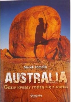 Australia. Gdzie kwiaty rodzą się z ognia