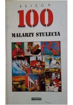 Księga 100 malarzy stulecia