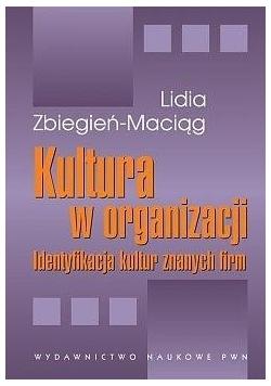 Kultura w organizacji Identyfikacja kultur...