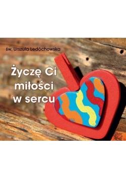 Perełka 256 - Życzę Ci miłości w sercu