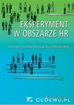 Eksperyment w obszarze HR