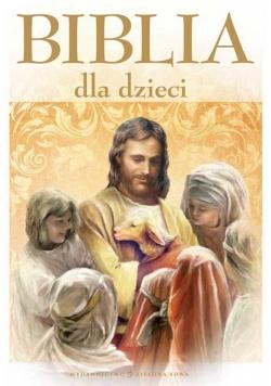 Biblia dla dzieci A4