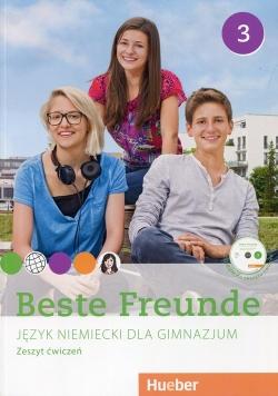 Beste Freunde 3 Zeszyt ćwiczeń + CD
