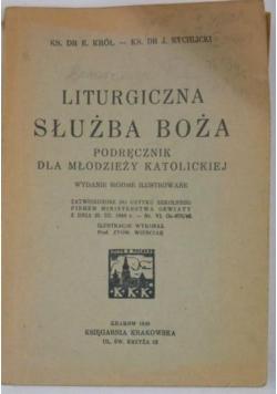 Liturgiczna służba Boża, 1949 r.
