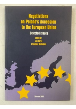Negotiations on Poland's Accession to the European Union
