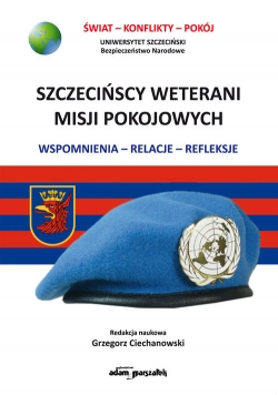 Szczecińscy weterani misji pokojowych
