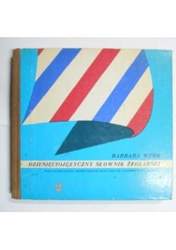 Dziesięciojęzyczny słownik żeglarski