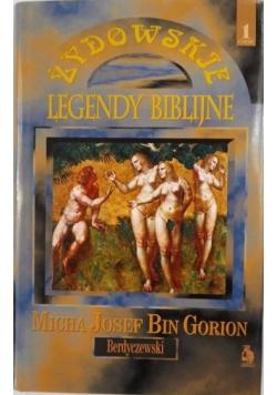 Żydowskie legendy biblijne, t. I