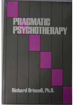 Pragmatic psychotherapy