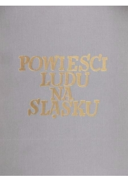 Powieści ludu na Śląsku